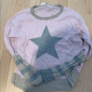 Gap star cotton sweater